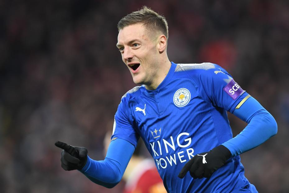 Leicester Meraih Kemenangan Pertama
