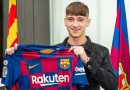 Louie Barry Berlabuh Di Barcelona Dari West Bromwich Albion