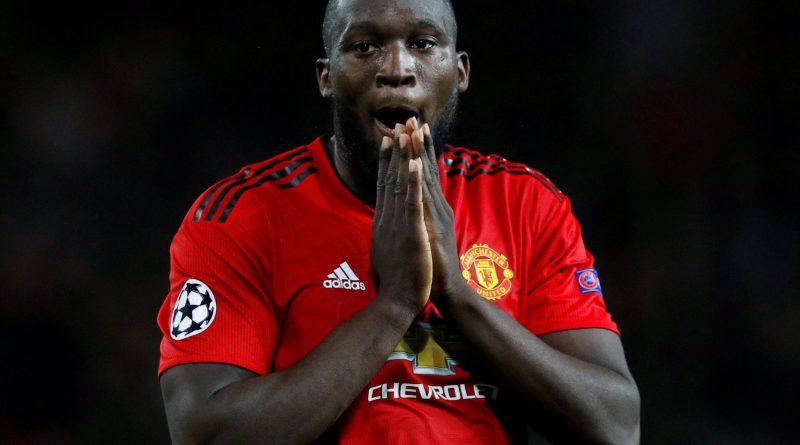 Romelu Lukaku berada di ambang meninggalkan Manchester United