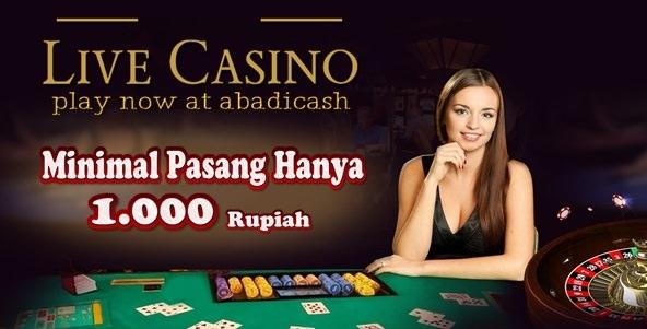 agen judi casino abadicash dengan pembayaran tanpa batas