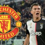 Mario Mandzukic akan berseragam Manchester United